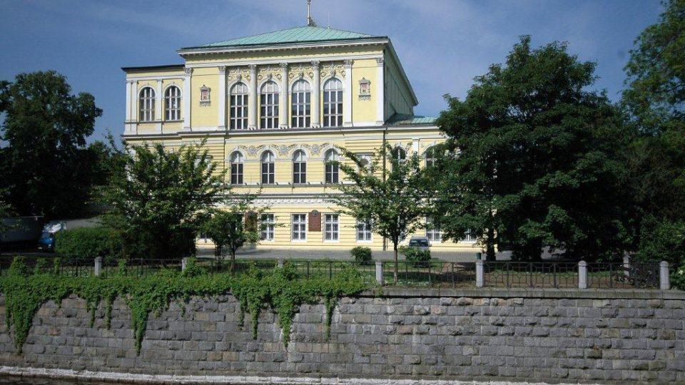 Palác Žofín v současnosti